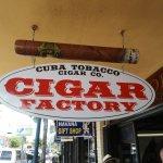Local cigar factory