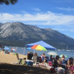 Pope Beach, Lake Tahoe, CA