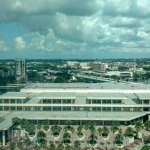 Tampa Convention Ctr from Marriott