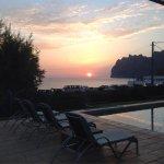 Villa Barques - sunrise