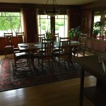 Stickley Furnished Dining Room!
