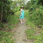 Hottie in her hiking gear
