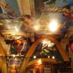 Ceiling Art - Galleria de Paco