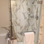 Stand-alone shower