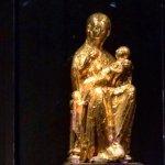 A Madonna de Ouro
