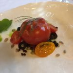 Heritage tomato starter