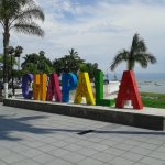 Malecón de Chapala.