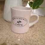 Waterfall Cafe :  A Good Cup of Coffee