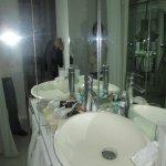 Espelhos que ampliam o espaço....