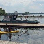 boat dock / peddle boat / kayaks rentals (included)