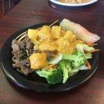JK's Thai Buffet Restaurant.