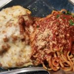 Chicken parm - both greasy and mushy