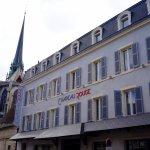 Photo de Hostellerie du Chapeau Rouge