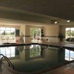 Milwaukee, Hilton Garden Inn, Pool