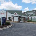 Milwaukee, Hilton Garden Inn, Ballroom Enterance