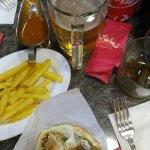 Cena del sábado con la familia en varto kebab