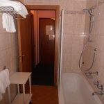 interno bagno Hotel Palace