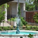Chrysler Museum gardens
