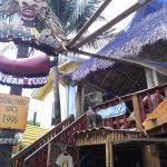 Canibal Cafe West End Roatan