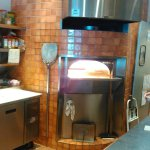 A view of their Oven.