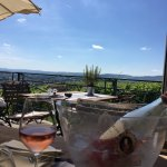 Ein sonniger Tag im Rheingau, den wir nie vergessen werden. Eine ausgezeichnete Küche, toller Se