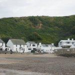 The beach at Porthdinllaen