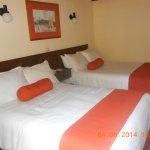 habitación hotel Diego de Mazariegos