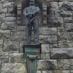 Sculpture on Monument