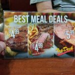 fantastic meal deals