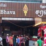 HOTEL NELLAI SARAVANA BHAVA FRONT VIEW