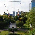 Fort Canning Park Foto