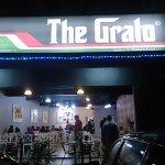 entrance of The Grato