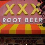 Large Outdoor Sign - XXX Root Beer