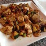 A Tofu Dish I Ordered