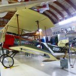 One of the Sopwith pups to feature at Vimy Ridge in 2017