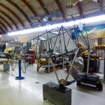 A second Sopwith Pup under construction