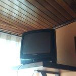Televisión  ,del año de la pera
