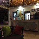 Foto de Uroa Bay Beach Resort