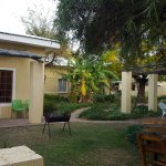 Self contained-self catering units