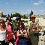 Découvrir la terre promise avec son guide touristique francophone David Mansour!