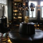 The cigar and whisky bar