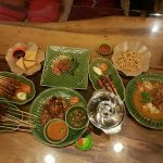 Good food recomented to begibung mataram lombok