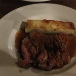 Chump of Lamb with Dauphinois Potatoes - Stunning