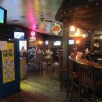 Tin Pan Alley - bar dining room