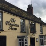 Best Food in Winchcombe at the Plaisterers Arms