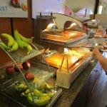 Holiday Inn Express - breakfast