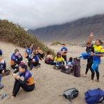 Foto de Lanzasurf Escuela de surf Lanzarote
