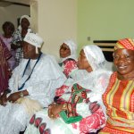 Olubadan and his Olori's in Signature Collection