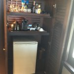 Mini bar / coffee area