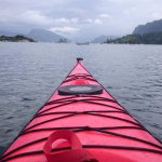 Sea Kayaking on Loch Carron